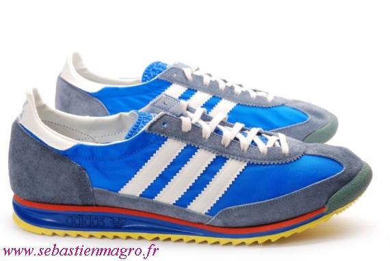 best sneakers b6a23 02e66 adidas sl 76 pas cher
